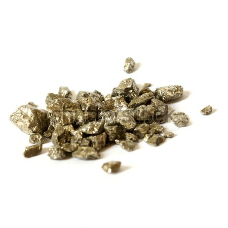 Troy Ounce of Gold Nuggets Stock photo © AlphaBaby