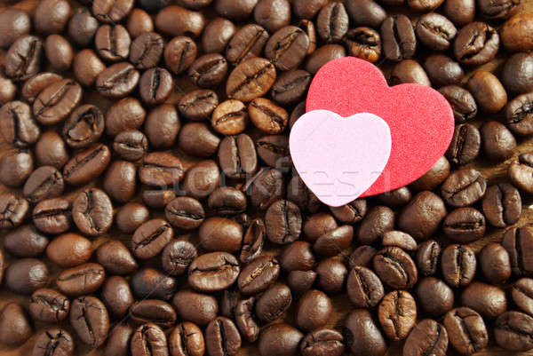 The Coffee Lover Stock photo © AlphaBaby
