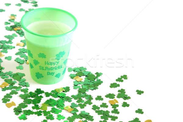 Happy St. Patrick's Day Stock photo © AlphaBaby