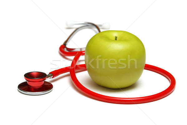 An Apple a Day Stock photo © AlphaBaby