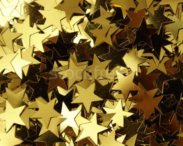 Star Shape Confetti Stock photo © AlphaBaby