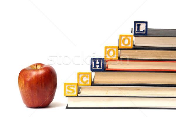 School Concept Stock photo © AlphaBaby