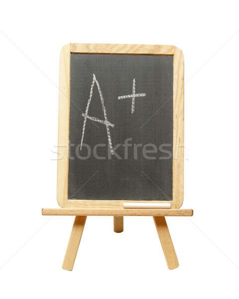 Perfect Grade Stock photo © AlphaBaby