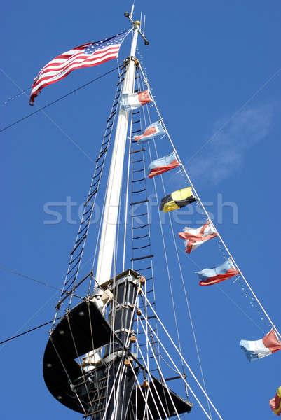 Tall Ship Stock photo © AlphaBaby