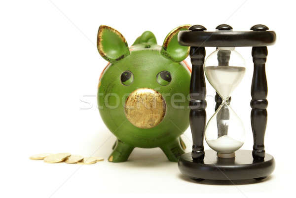 Manage Time and Money Stock photo © AlphaBaby