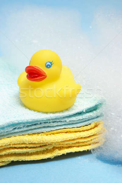 Bath Time Stock photo © AlphaBaby