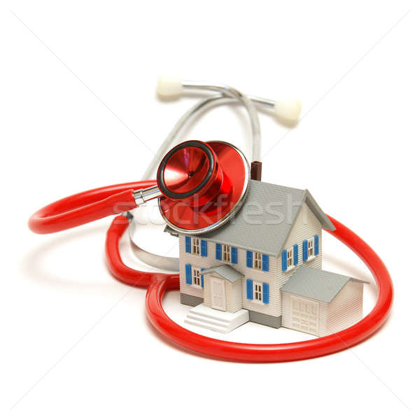 Mortgage Doctor Stock photo © AlphaBaby