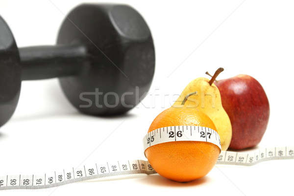 Fitness Concept Stock photo © AlphaBaby