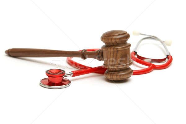 медицинской иск правовой здоровья фон медицина Сток-фото © AlphaBaby