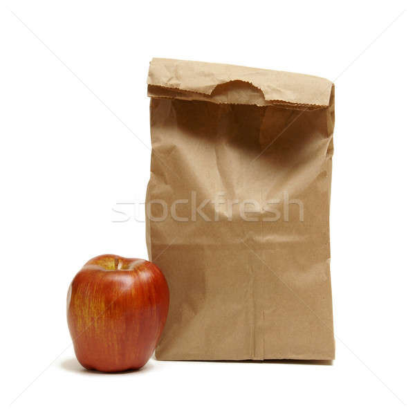 Stock photo: Brown Bag It