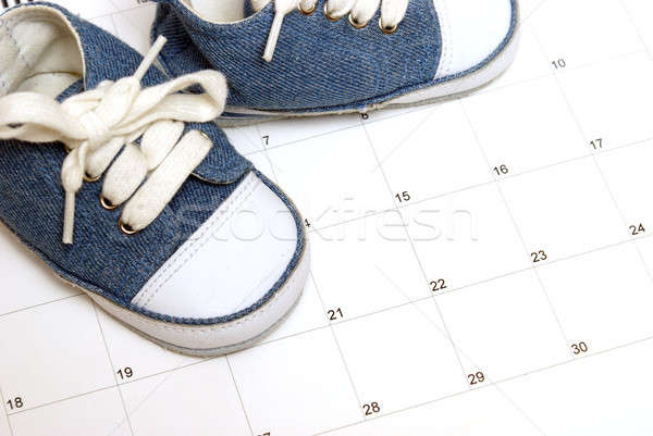 Parenting Schedule Stock photo © AlphaBaby