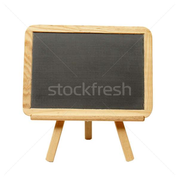 Blank Chalkboard Stock photo © AlphaBaby