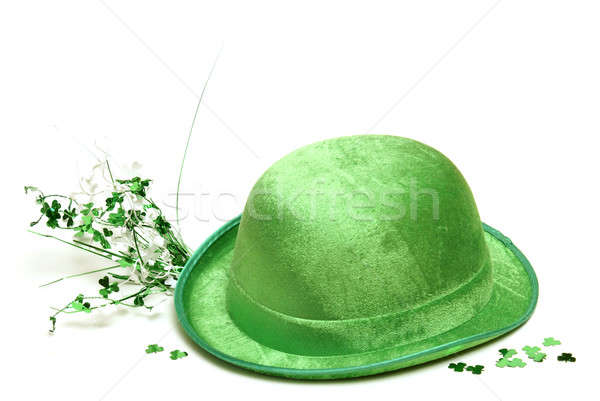 Lucky Hat Stock photo © AlphaBaby