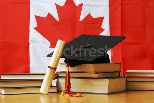 Canadian Academic Learning Stock photo © AlphaBaby