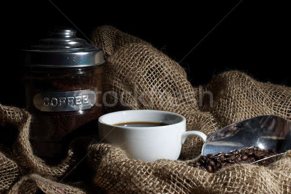 Coffee Still Life Stock photo © AlphaBaby