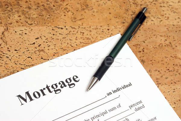 Mortgage Stock photo © AlphaBaby