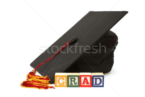 Graduate Stock photo © AlphaBaby