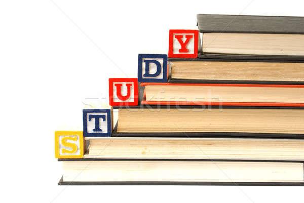 Study Concept Stock photo © AlphaBaby