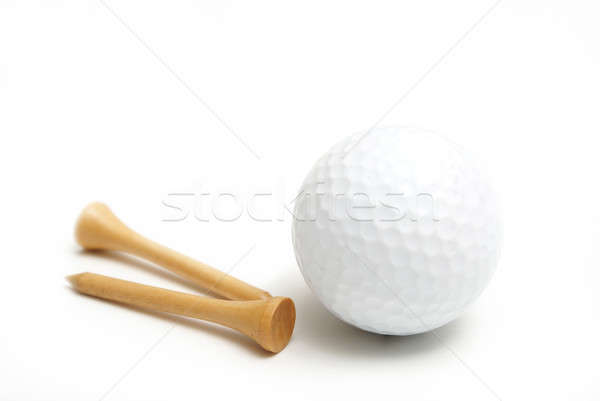 Golf Accessories Stock photo © AlphaBaby