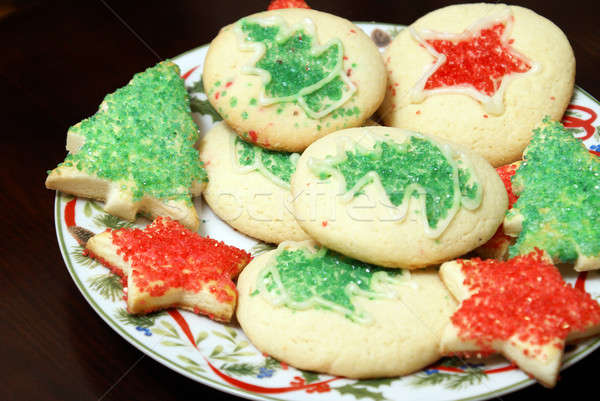 Christmas Cookies Stock photo © AlphaBaby