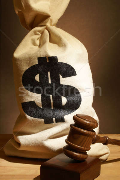 Legal Expenses Stock photo © AlphaBaby