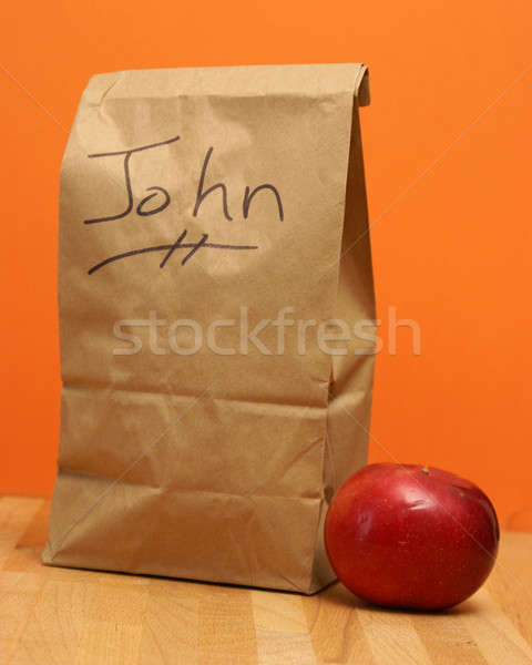 Lunch for John Stock photo © AlphaBaby