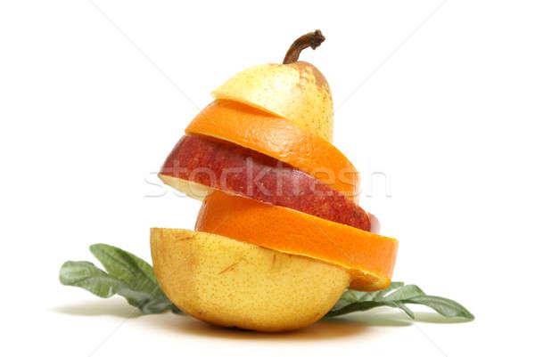 Fruit Assortment Stock photo © AlphaBaby