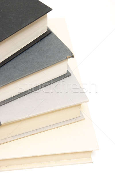 Stacked Books Stock photo © AlphaBaby