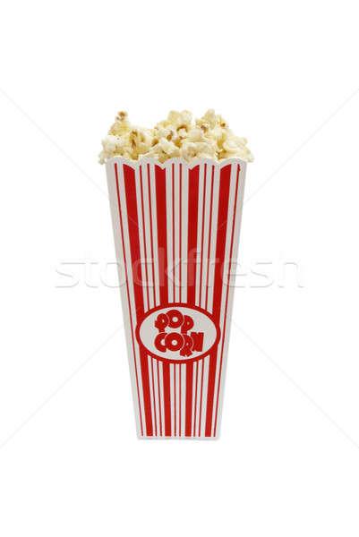 Popcorn Stock photo © AlphaBaby