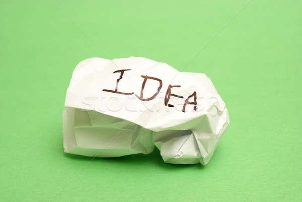 Bad Idea Stock photo © AlphaBaby