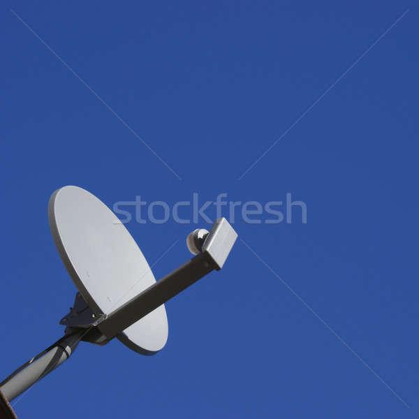 Satellite Dish Stock photo © AlphaBaby