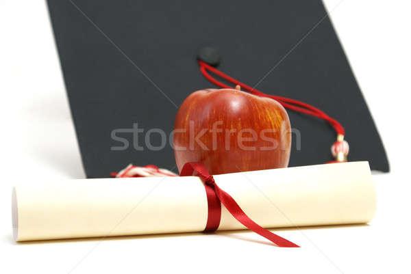 Graduation Stock photo © AlphaBaby