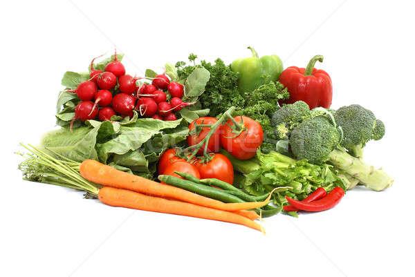 Veggie Variety Stock photo © AlphaBaby
