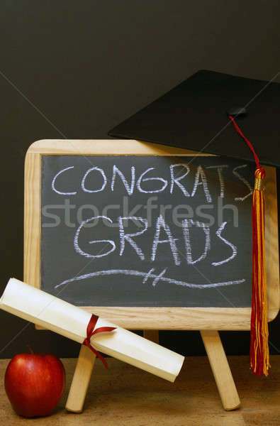 Congrats to All Grads Stock photo © AlphaBaby