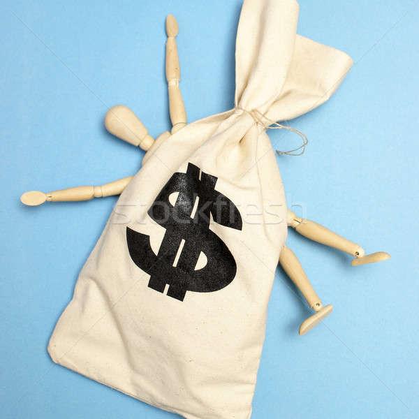Cash Grab Stock photo © AlphaBaby