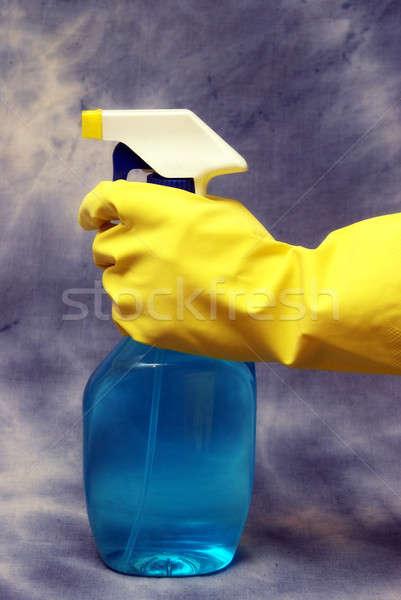 Spray Bottle Stock photo © AlphaBaby