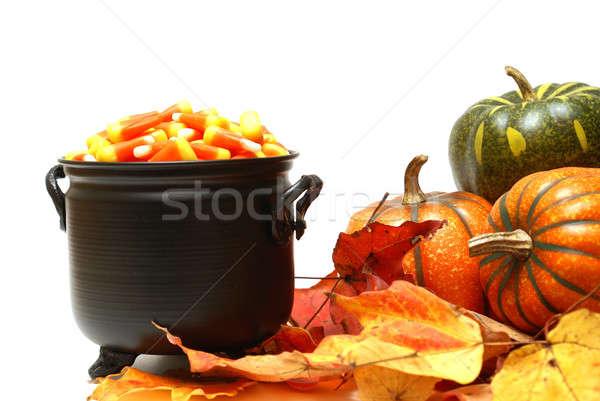 Halloween Candy Scene Stock photo © AlphaBaby