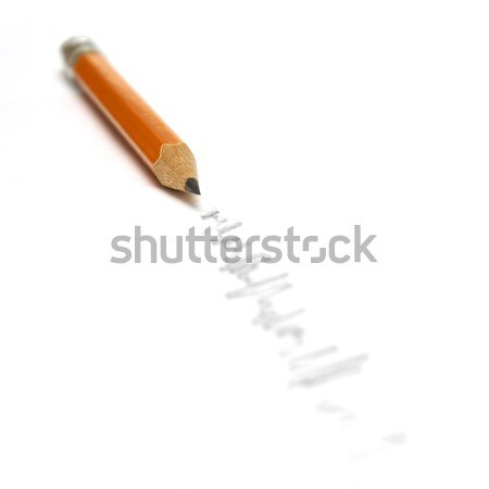 Pencil Scribble Stock photo © AlphaBaby