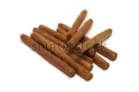 Cigars Stock photo © AlphaBaby