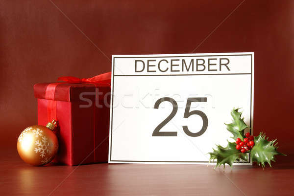 Christmas Day Stock photo © AlphaBaby
