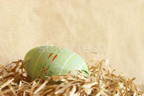 Ornate Easter Egg Stock photo © AlphaBaby