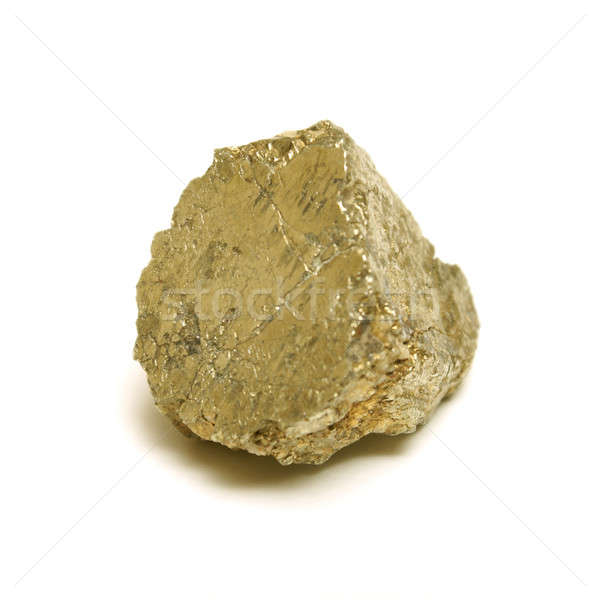 Gold Nugget Stock photo © AlphaBaby