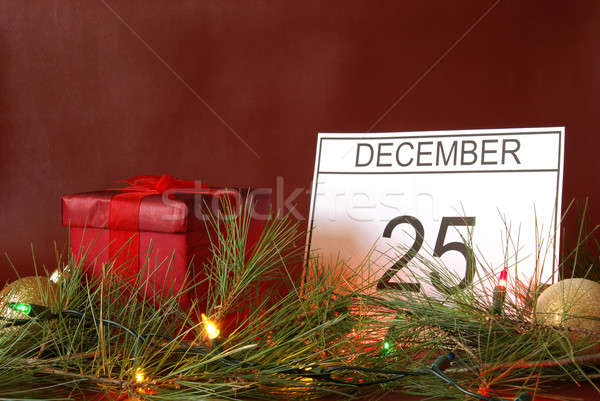 Christmas Time Stock photo © AlphaBaby