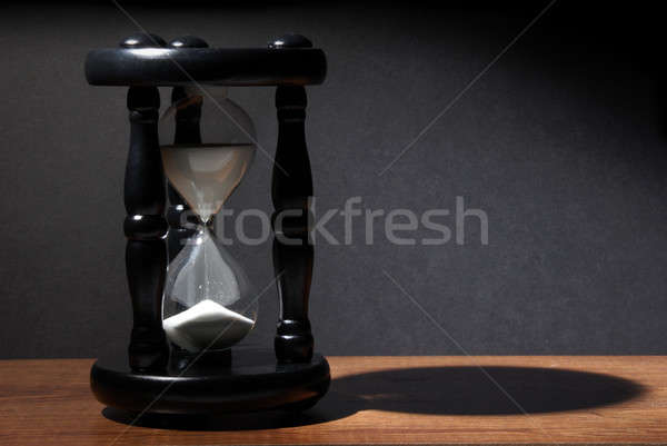 Stock photo: Sands of Time