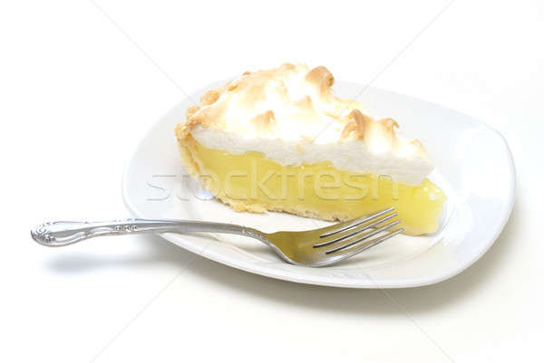 Lemon Meringue Pie Stock photo © AlphaBaby