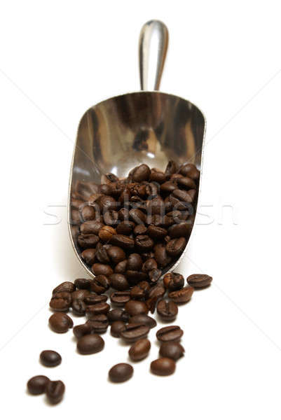 Scoop of Coffee Stock photo © AlphaBaby