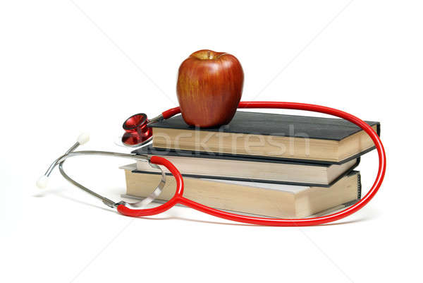 Knowledgable Healthcare Stock photo © AlphaBaby