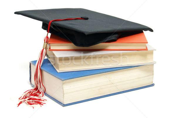 Graduating School Stock photo © AlphaBaby