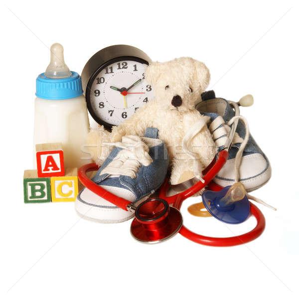 Child Care Pediatrics Stock photo © AlphaBaby