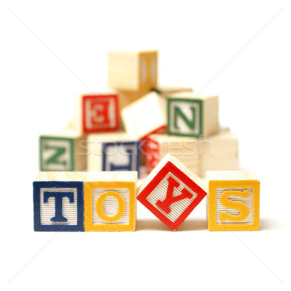 Toys Stock photo © AlphaBaby